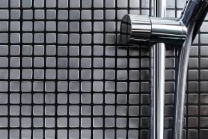 DUNIN metallic mosaic