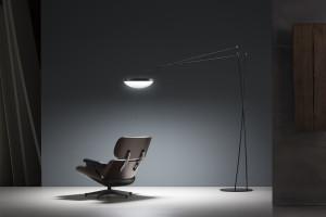 lampa prandina - EFFIMERA czarna