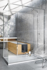 makro bathroomconcepts kabina prysznicowa slim
